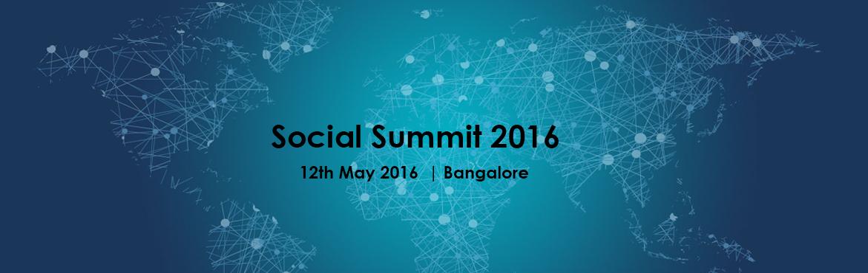 Social Summit 2016 (No spot registration)