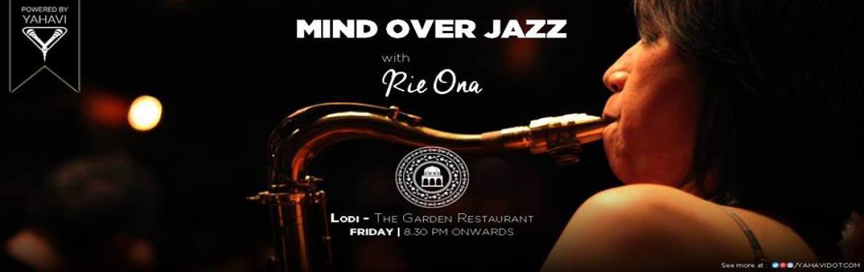 Mind Over Jazz at Lodi - The Garden Restaurant