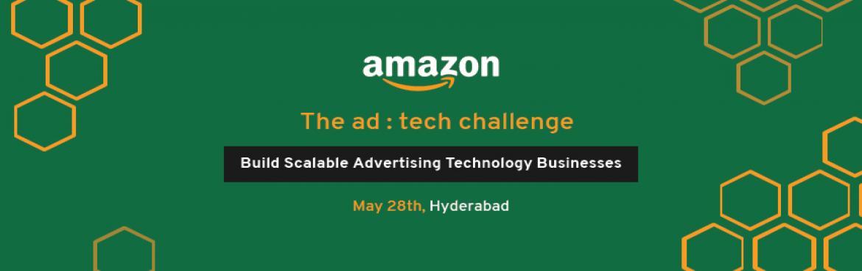 Amazon ad: tech challenge