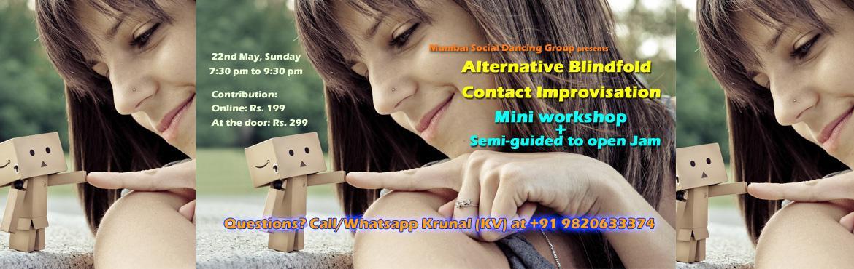 Alternative Blindfold Contact Improvisation