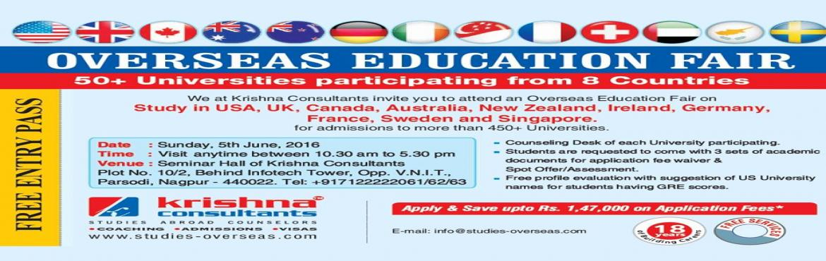 Overseas Education Fair Nagpur