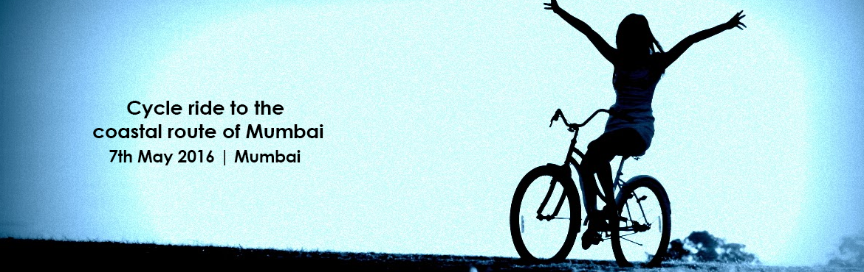 Cycle ride to the coastal route of Mumbai:- Night Ride 32 Kms copy - 750/-