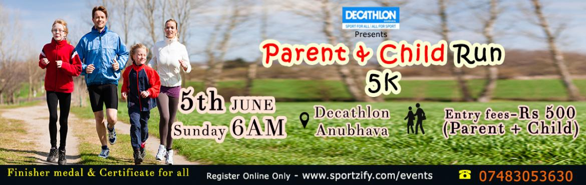 5K Parent Child Run June