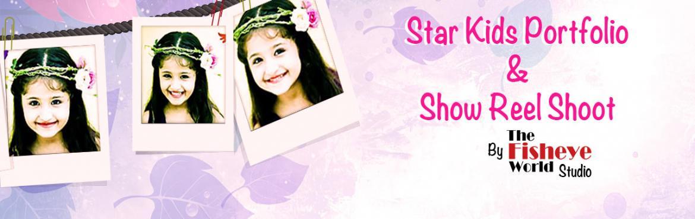 Star Kids Portfolio and show Reel Session-vashi