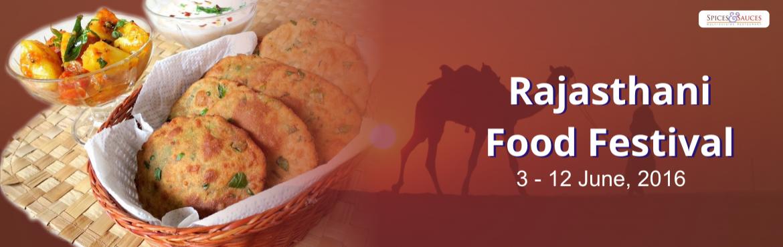 Rajathani Food Festival 03rd - 12th June