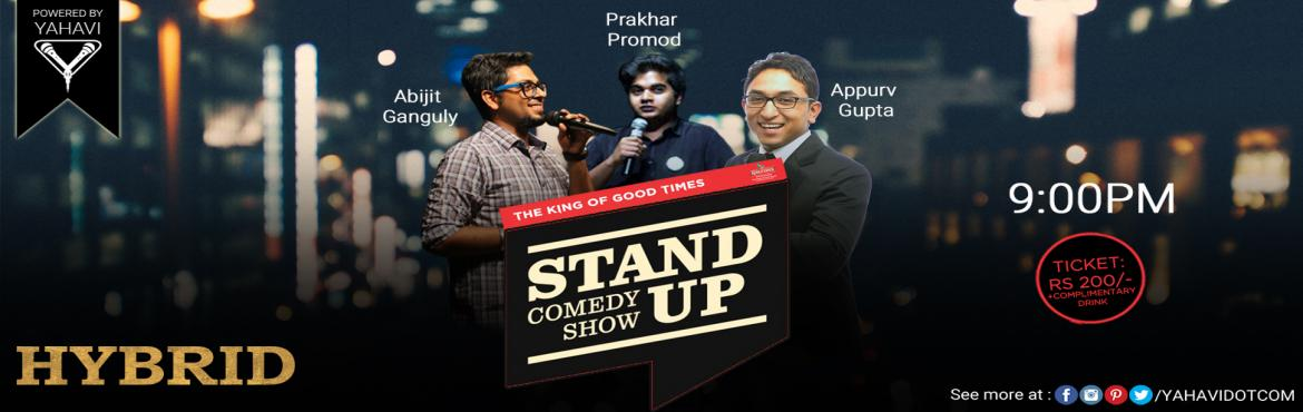 Stand-Up Comedy at Hybrid, CP