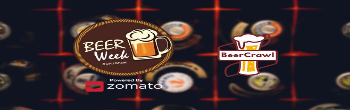 Beer Crawl on June 12 at Molecule, Sector 29, Gurgaon