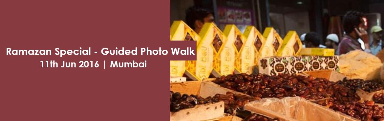 Ramazan Special - Guided Photo Walk at Mohammed Ali Road