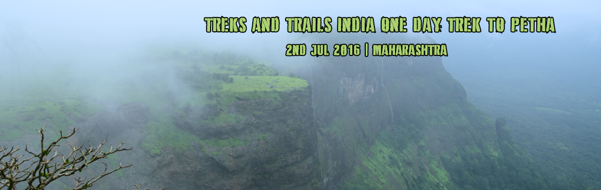 Treks and Trails India  One day trek to Peth 02 July 2016