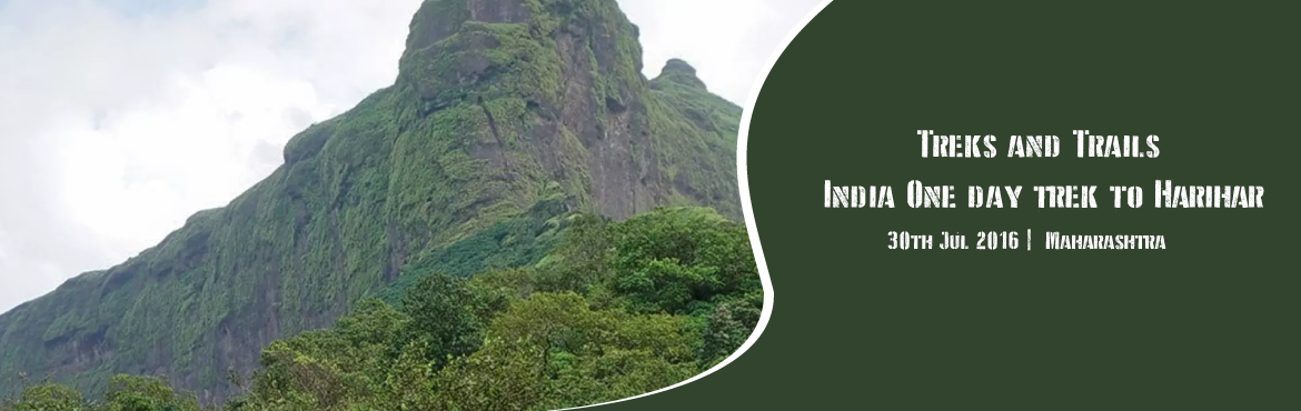 Treks and Trails India One day trek to Harihar 30 July 2016