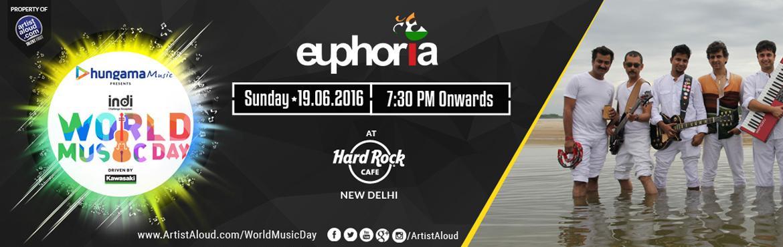 World Music Day with Euphoria