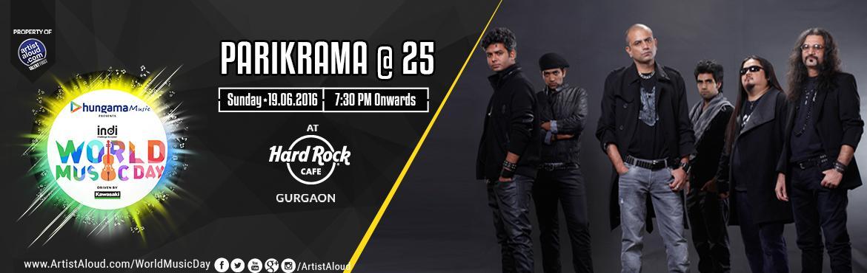 World Music Day with Parikrama