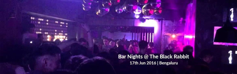 Bar Nights @ The Black Rabbit
