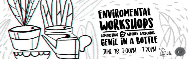 Green My Mumbai: Environmental Workshops