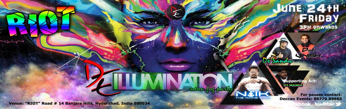 ILLUMINATION (Neon Fog Party)