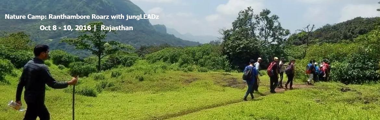 Nature Camp: Ranthambore Roarz with jungLEADz