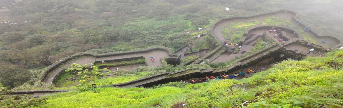 Trekking Spiders: One day Monsoon Trek to Lohagad: 26th June