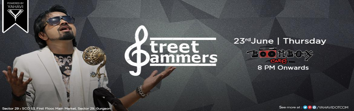 Street Jammers at Boombox,  Gurgaon