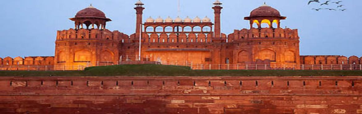A walk through the red fort