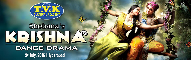 Shobanas Krishna - Dance Drama@Hyderabad