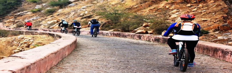 ICC ride to Purandar fort