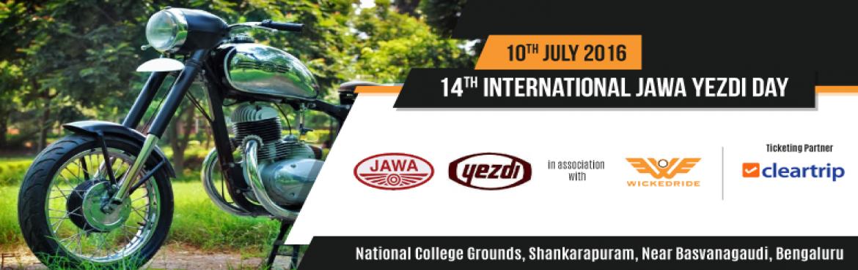 14th International Jawa-Yezdi Day