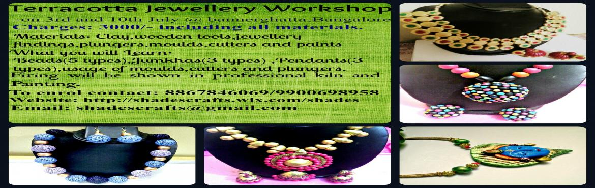 Terracotta Jewellary workshop