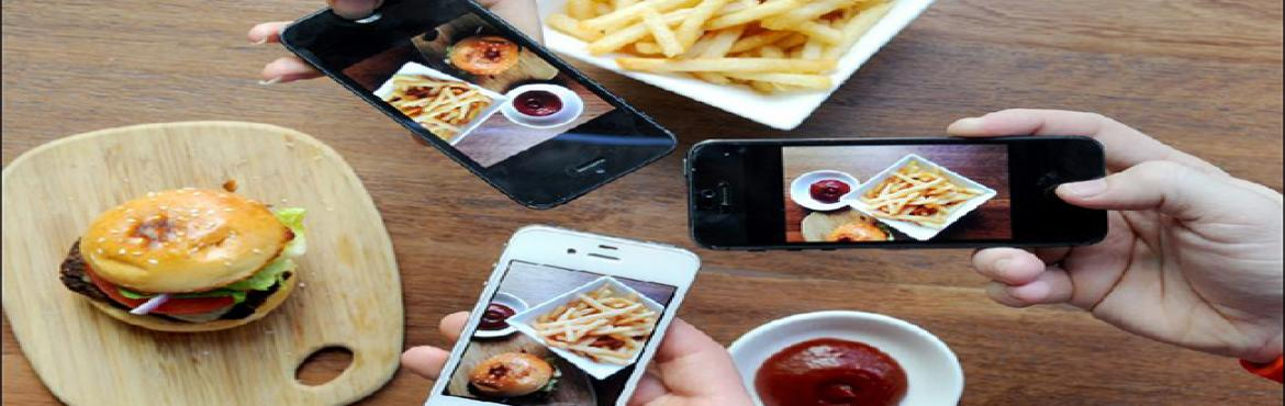 Food Media- Photography with your phone