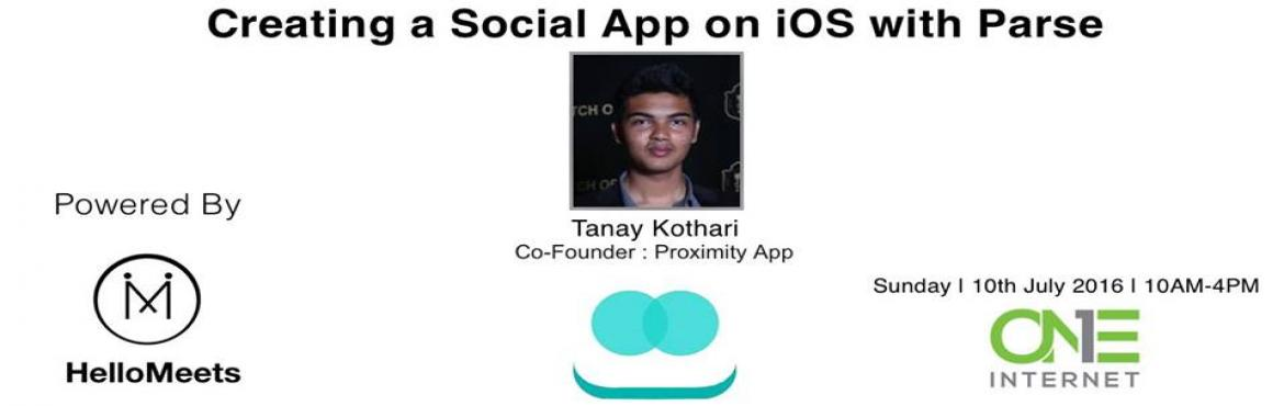 iOS and Parse Build your own Social Networking Application