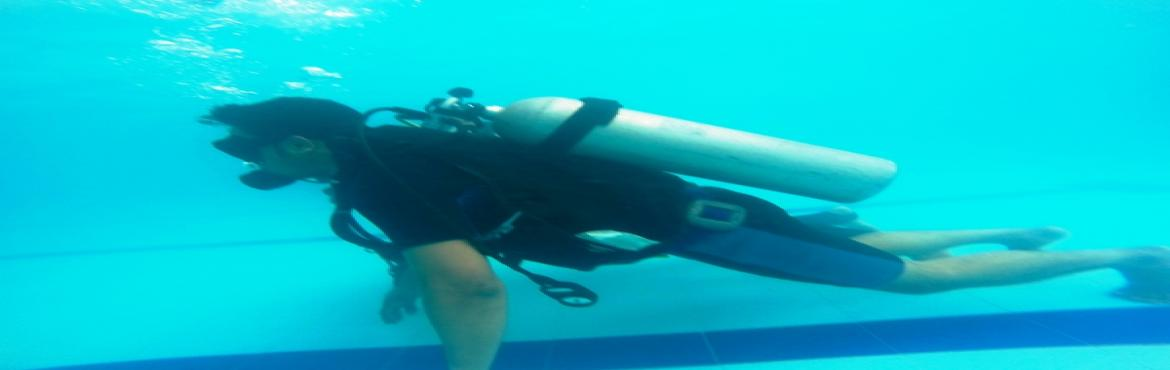 Discover Scuba Diving - Pool Experience at Hyderabad