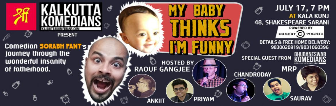 My Baby Thinks Im Funny with Sorabh Pant