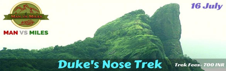 Man Vs Miles  Dukes Nose Waterfall Trekking