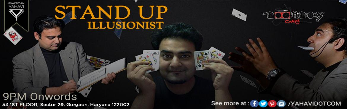Stand Up Illusionist