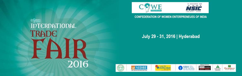 COWEs International Trade Fair CITF 2016
