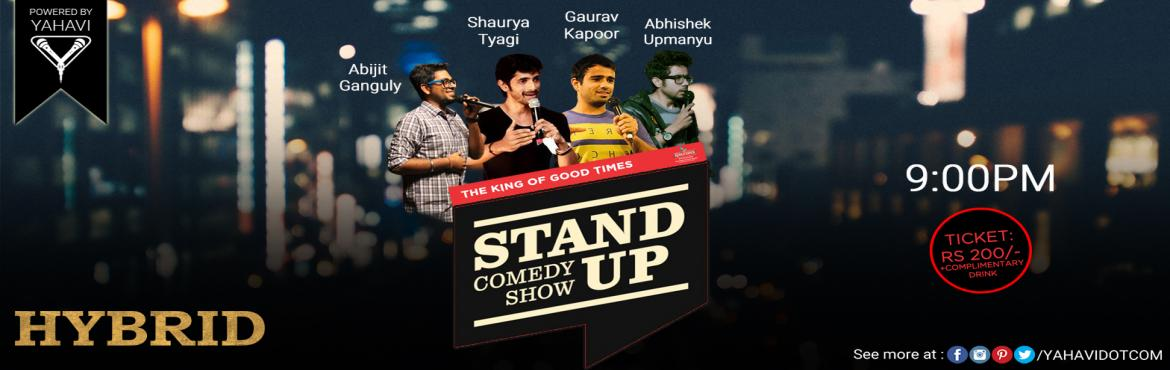 Standup Comedy at Hybrid, C.P