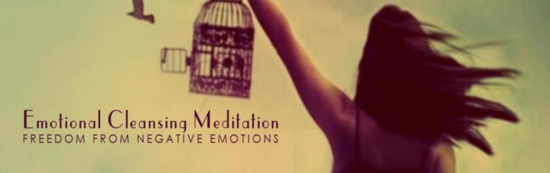 Emotinal Cleansing Meditation