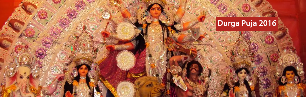 Durga Puja 2016 By lets meet up tours
