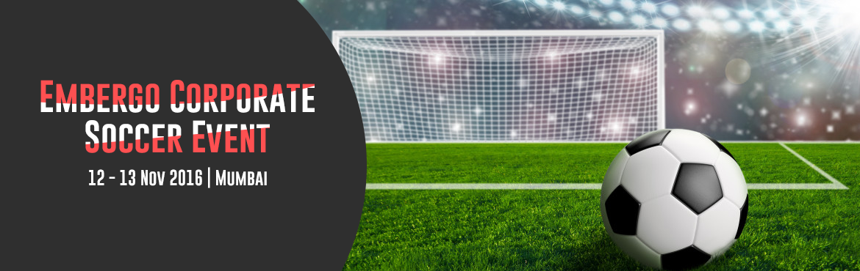 Embergo Corporate Soccer Event