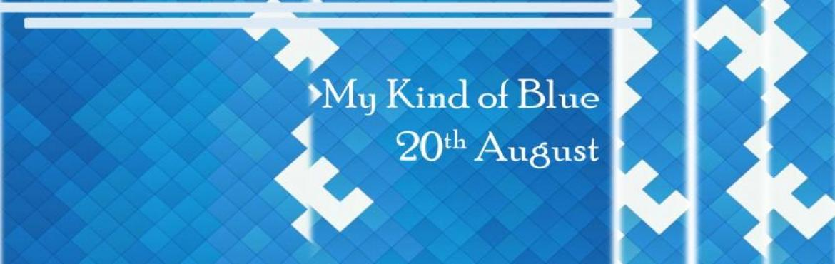 My Kind of Blue - Live