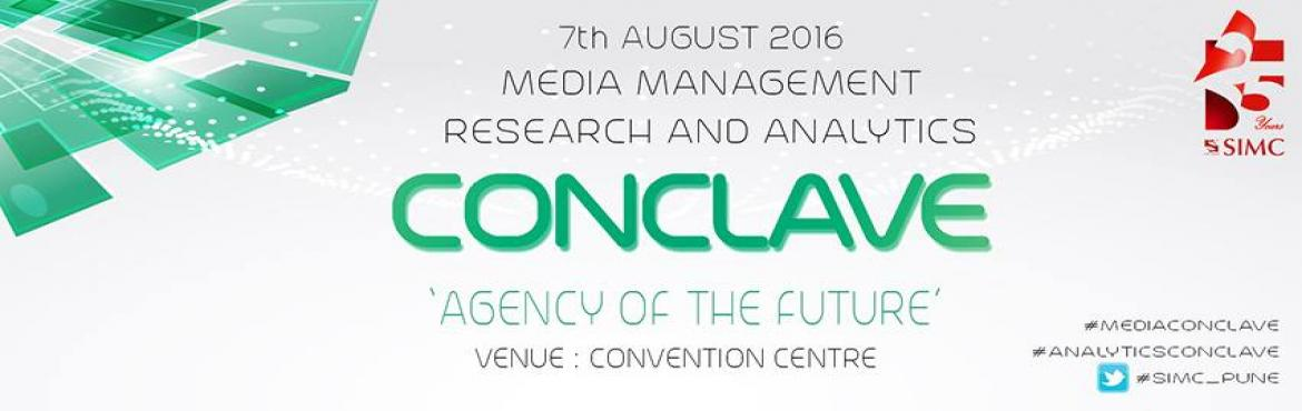 SIMC - Media Management and Media Analytics Conclave