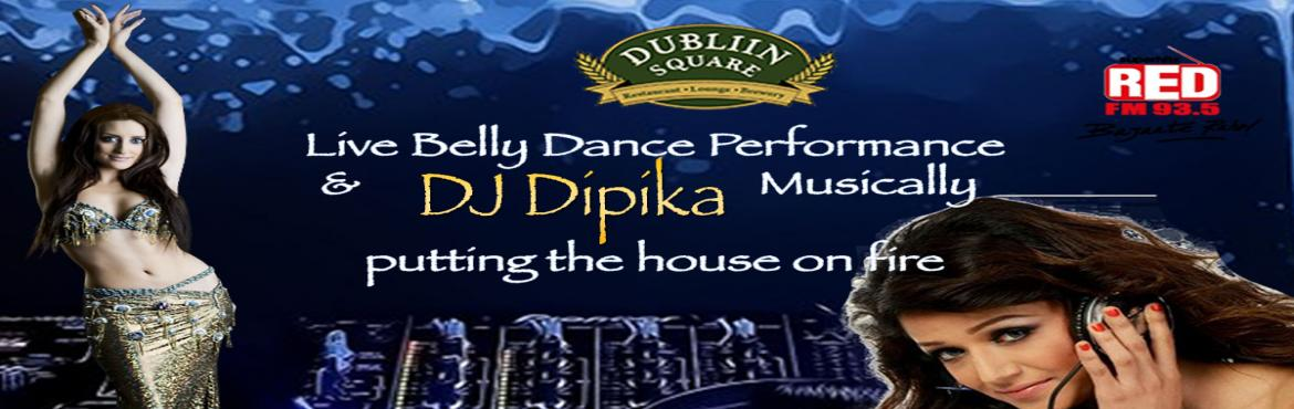 Red FM Team of RJ come for a music and BellyDance extravaganza with DJ Dipika