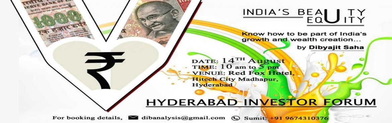 Hyderabad Investor Forum