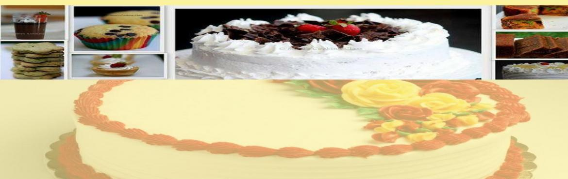 One Day Complete Baking Workshop for Beginners (EGGLESS)