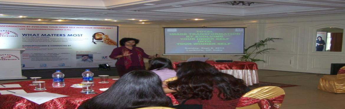Power-packed Personality Development and Total Image Transformation Intensive  Coaching Workshop
