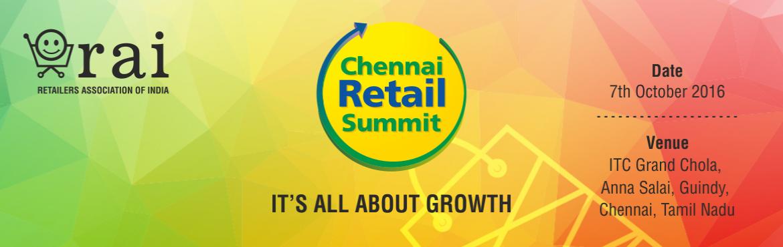 Chennai Retail Summit (CRS) 2016