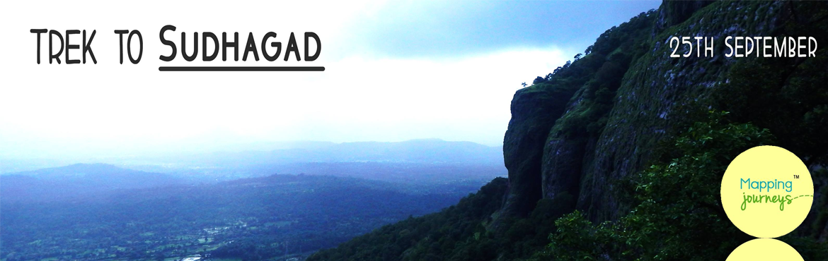 Trek to Sudhagad with Mapping Journeys