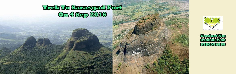 Trek To Sarasgad Fort