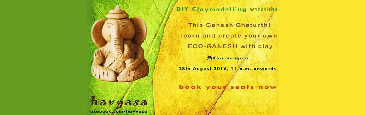 DIY Eco friendly Ganesha