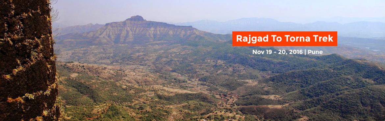 Rajgad To Torna Trek