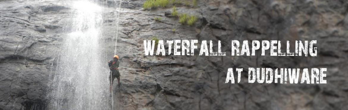Waterfall Rappelling at Dudhiware
